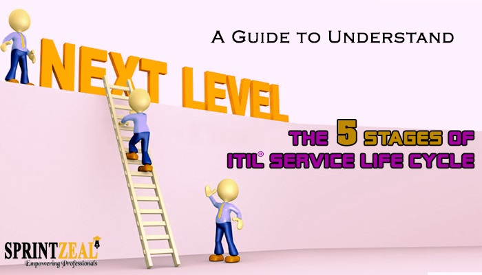 A Guide to Understand the 5 Stages of ITIL Service Cycle