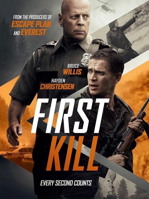 Pierwszy strzał / First Kill (2017) PL.480p.BRRip.AC3.Xvid-MR / Lektor PL