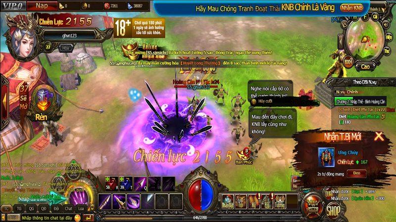 """[Review] Chiến Thần Vô Song – Webgame """"đồ sộ"""" nhất hiện nay có đáng chơi?"""