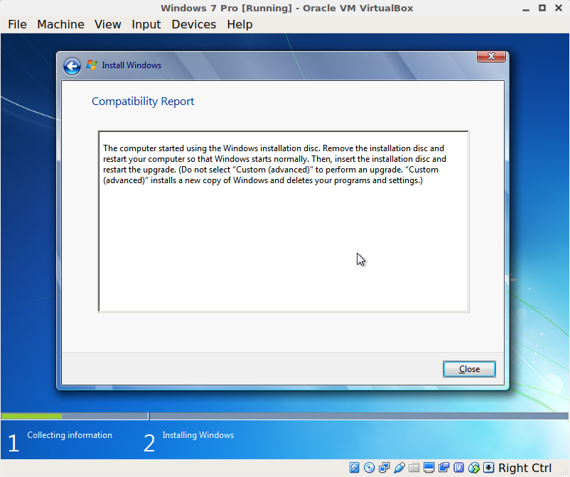 how to fix problem on windows 7