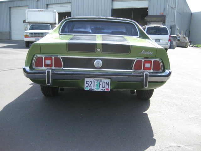 1973 ford mustang grande 58l no reserve 5 1