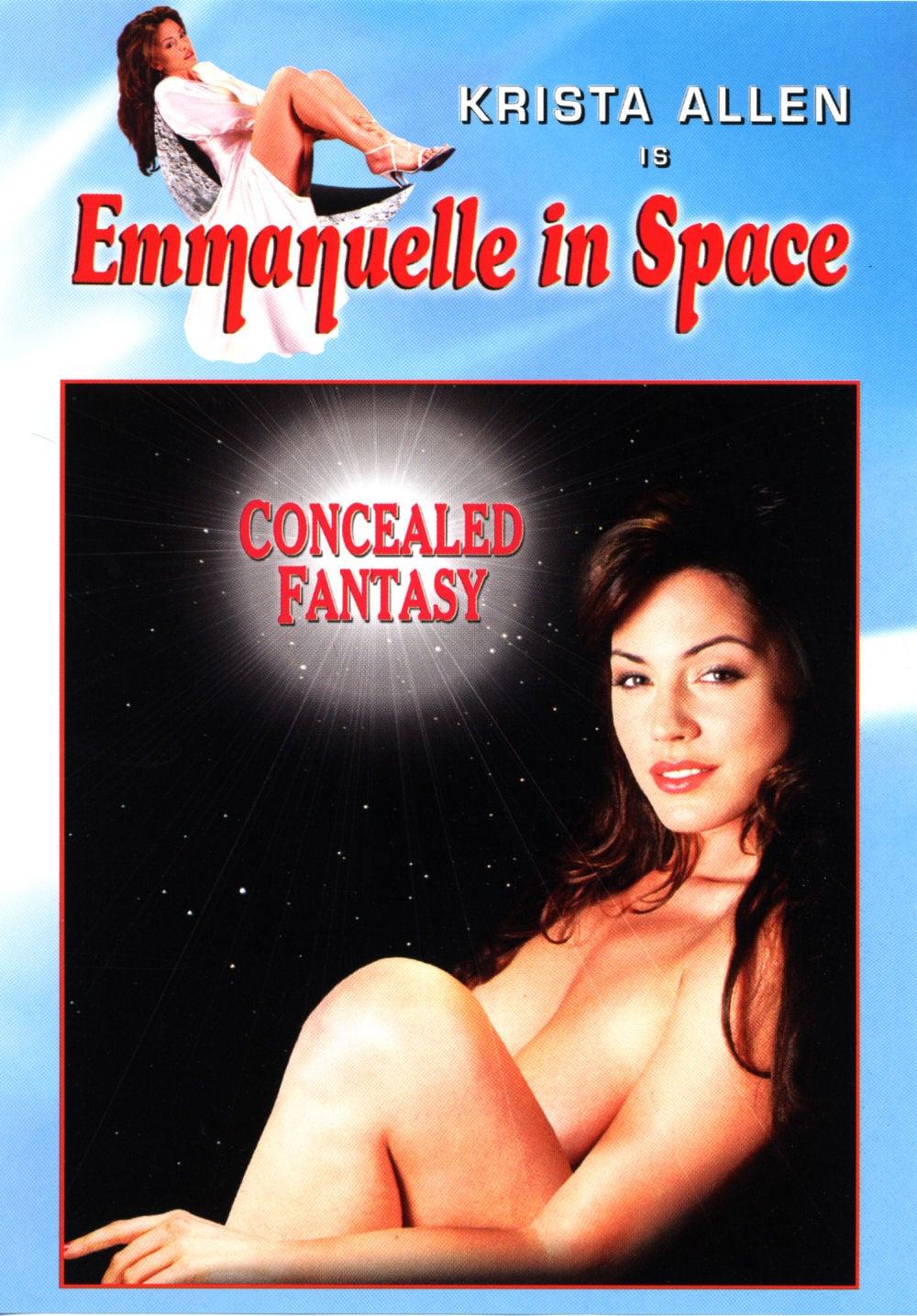 Emmanuelle in Space 4: Concealed Fantasy (1994) DVDRip x264 450MB