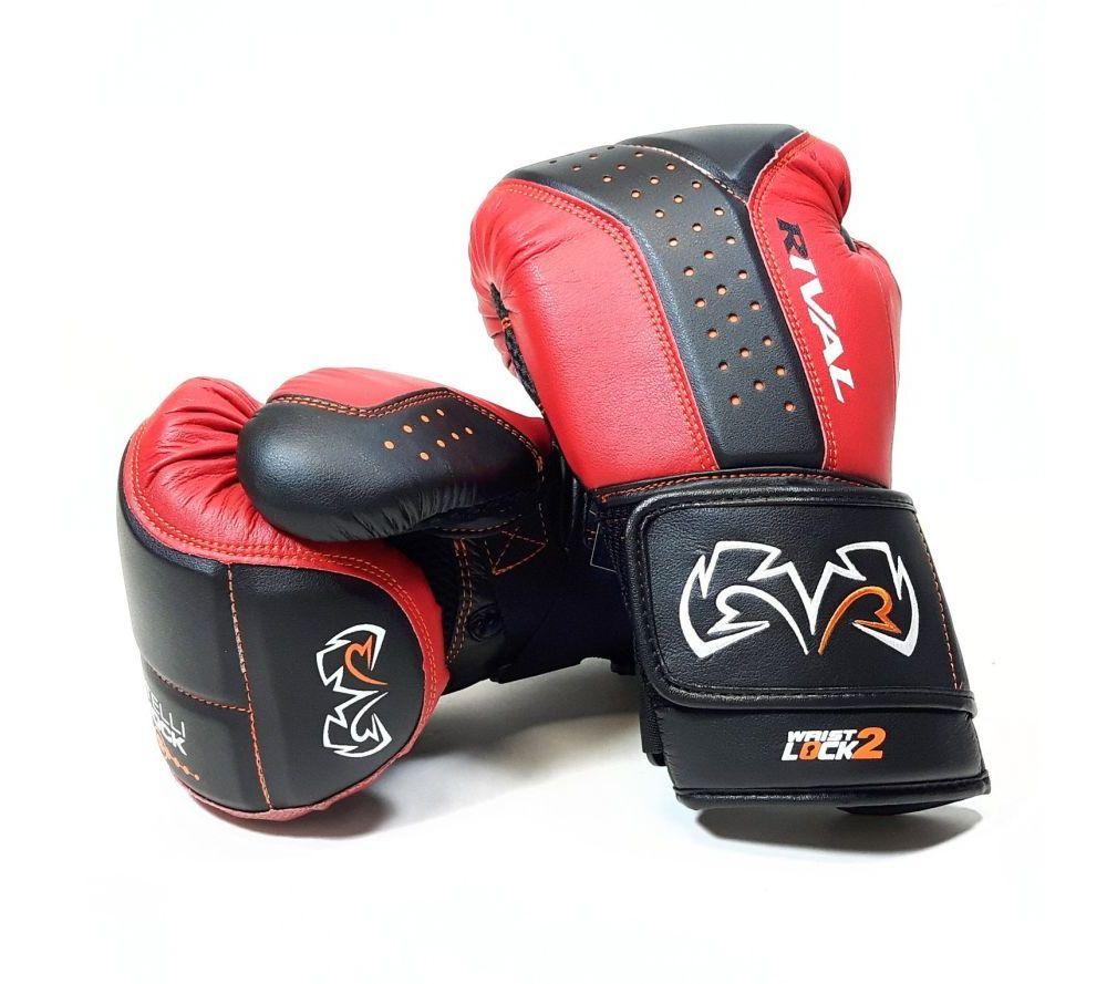 Снарядные боксерские перчатки  Rival Intelli Bag Gloves RB10