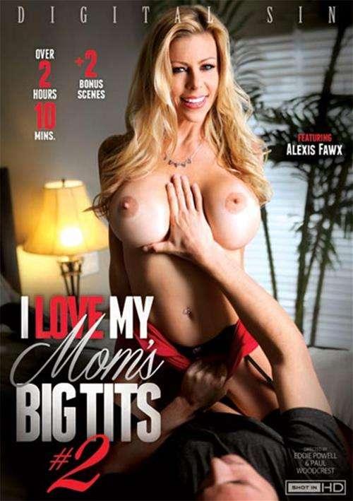 I Love My Mom's Big Tits #2 (2016) XXX DVDRip 850MB