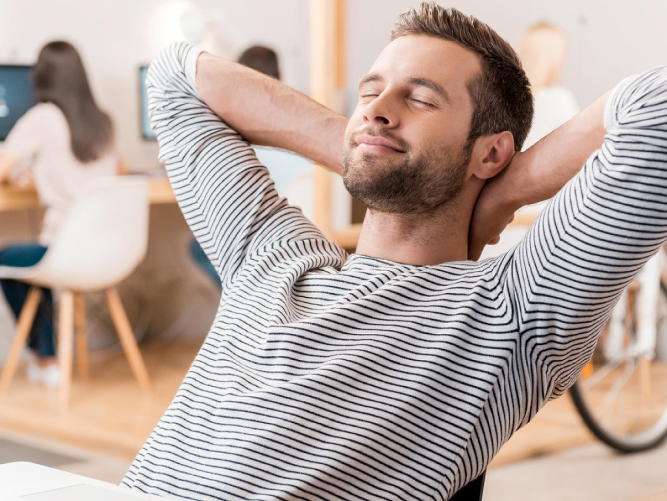 How to relax during a break so that you can work more productively