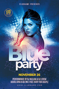 20_blue_party_flyer