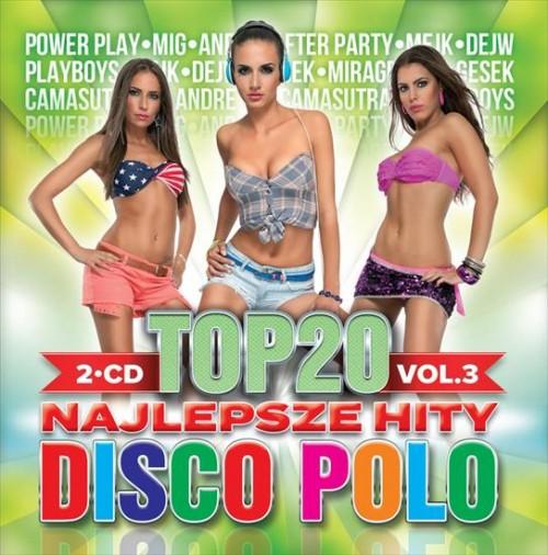 VA - Top 20 - Najlepsze Hity Disco Polo Vol.3 (2018)