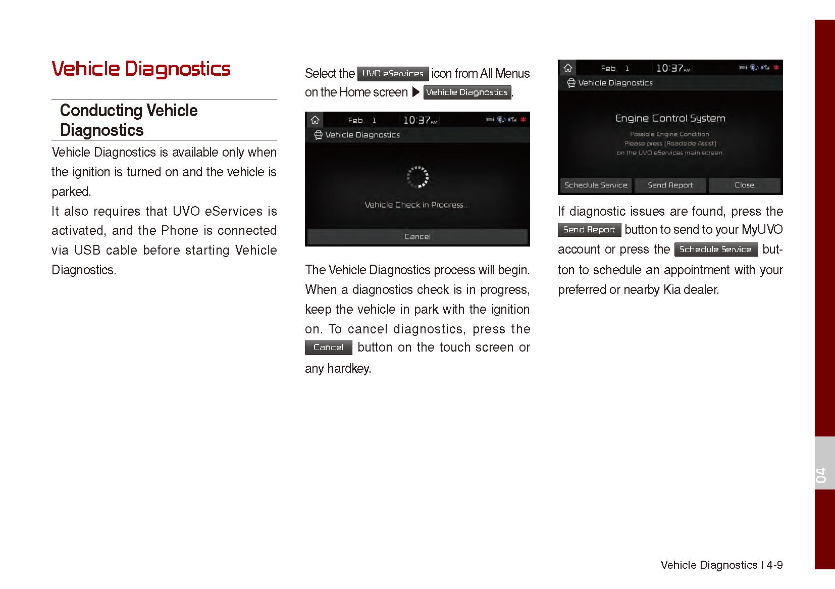 Car Multimedia System User's Manual for the Kia Stinger Downloadable PDF  File