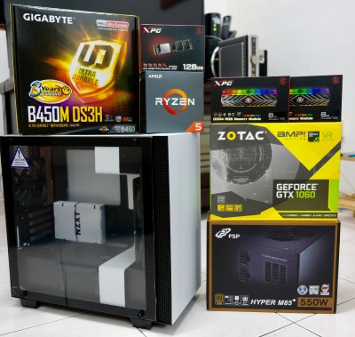[WTS]Custom Gaming & Workstation PC Rig