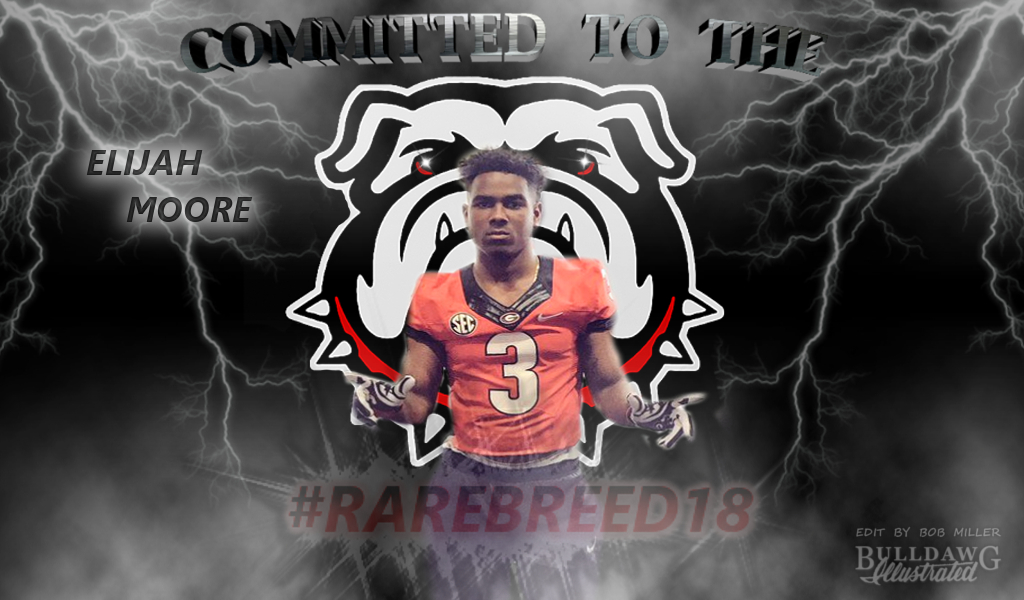 Elijah Moore - Rare breed, committed to the
