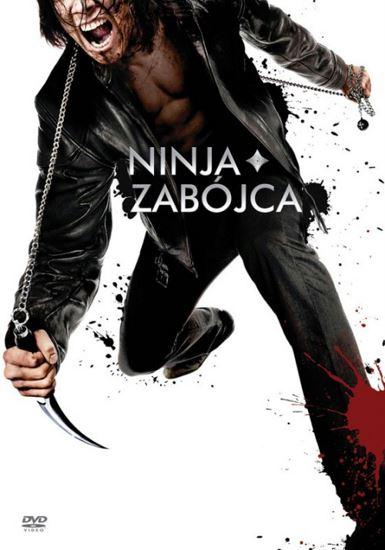 Ninja zabójca / Ninja Assassin (2009) PL.BRRip.XviD-GR4PE | Lektor PL