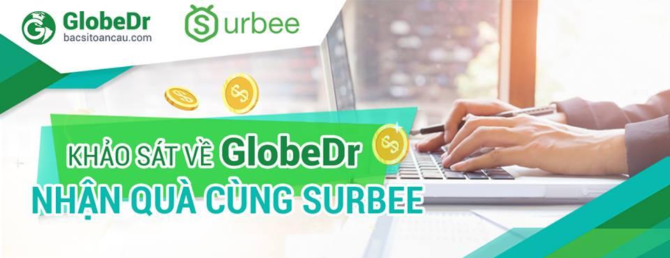 Khảo sát ứng dụng GlobeDr