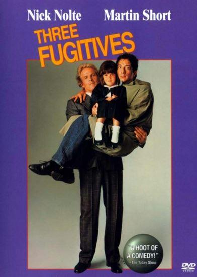 Trójka uciekinierów / Three Fugitives (1989) PL.AC3.DVDRip.XviD-GR4PE | Lektor PL