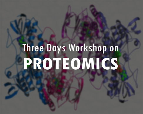 proteomics workshop