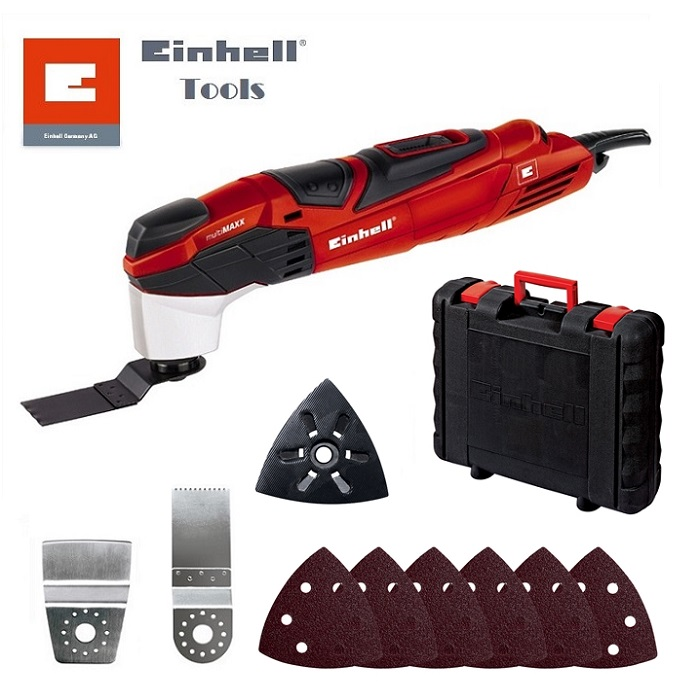 Einhell EINTEMG200CE Electric Multi Function Multi Tool XMS18MTK200W