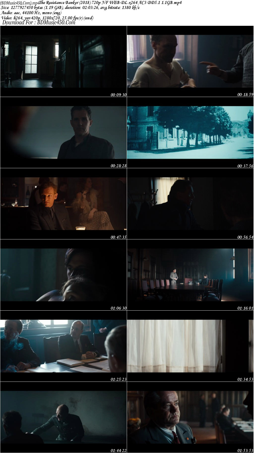 The Resistance Banker 2018 English Movie HD