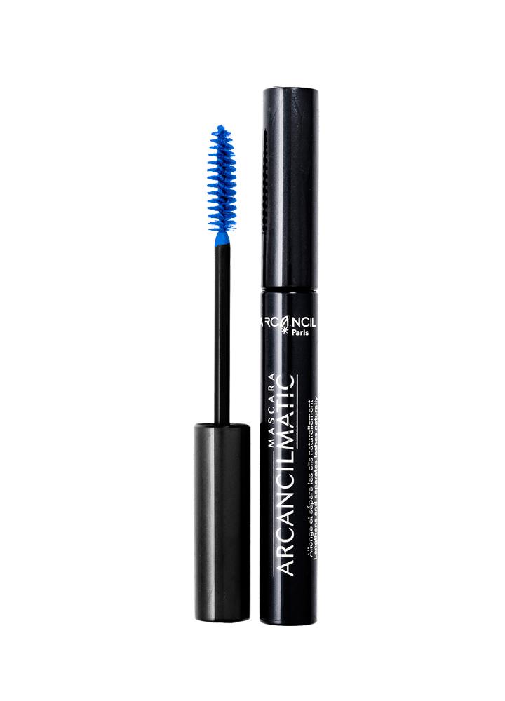 mascara arcancilmatic làm dày mi tự nhiên mày xanh dương