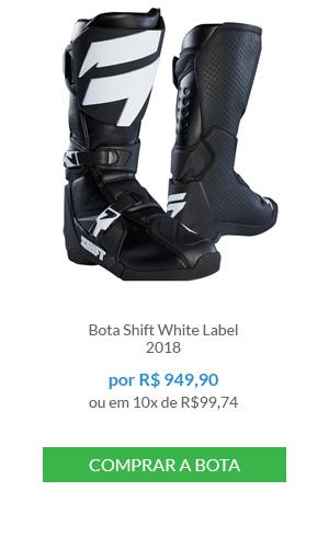 Bota Shift White Label 2018