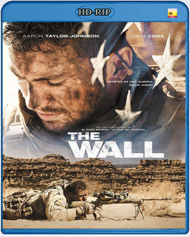 The Wall (2017) [HDRip XviD][Castellano AC3 5.1]