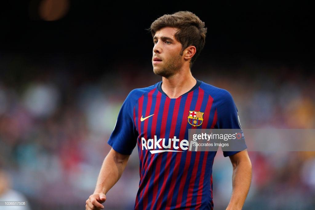 صور مباراة : برشلونة - PSV إندهوفن 4-0 ( 18-09-2018 )  Sr