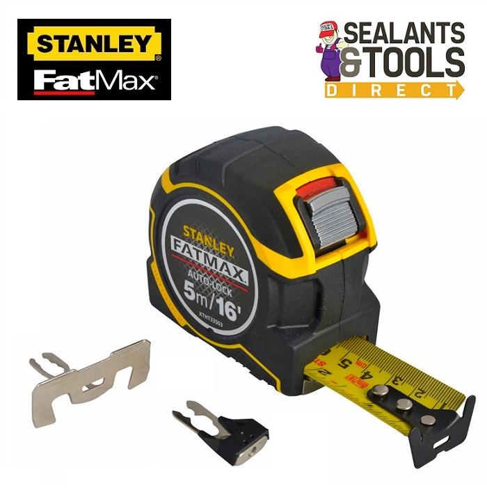 Stanley Fatmax Tape Measure 5 Meter XTHT0-33503