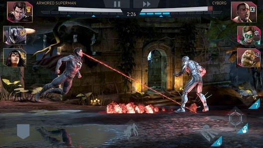 Injustice 2 2.0.1 (Mod) Apk + Data