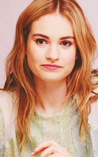 Lily James avatars 200x320 - Page 2 Evie012