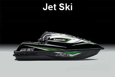 Kawasaki Jet Skis