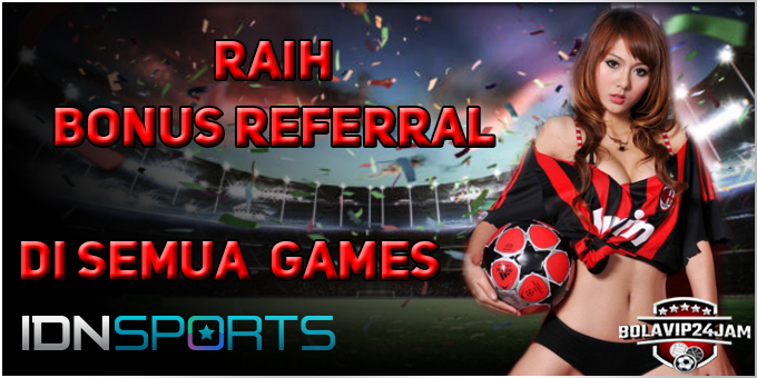 New Bonus Referral