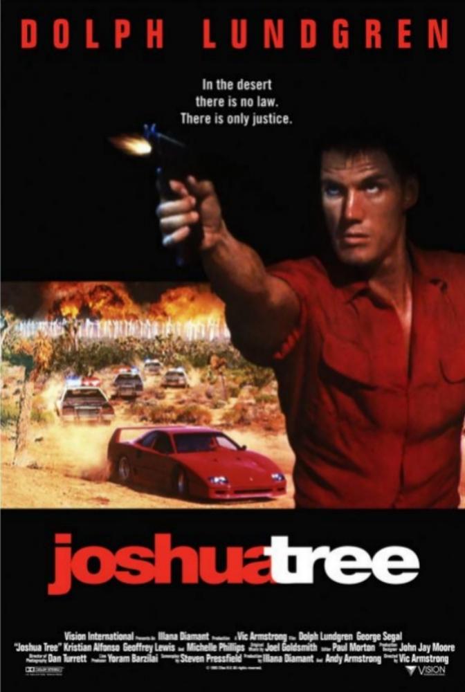 Joshua Tree (1993) BluRay 720p 700MB