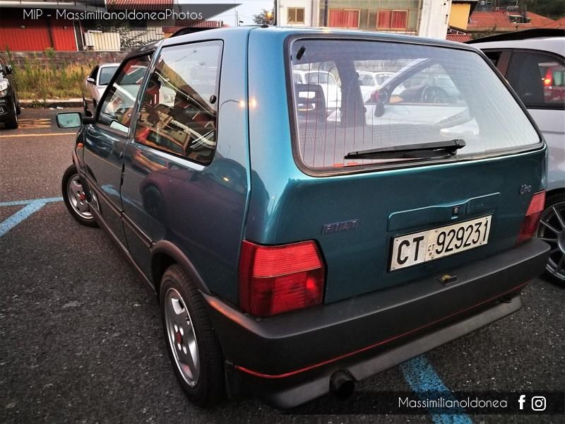 Raduno Auto e moto d'epoca Pedara Fiat_Uno_Turbo_i_e_1_4_116cv_90_CT929231_314_300_11_10_2017_2