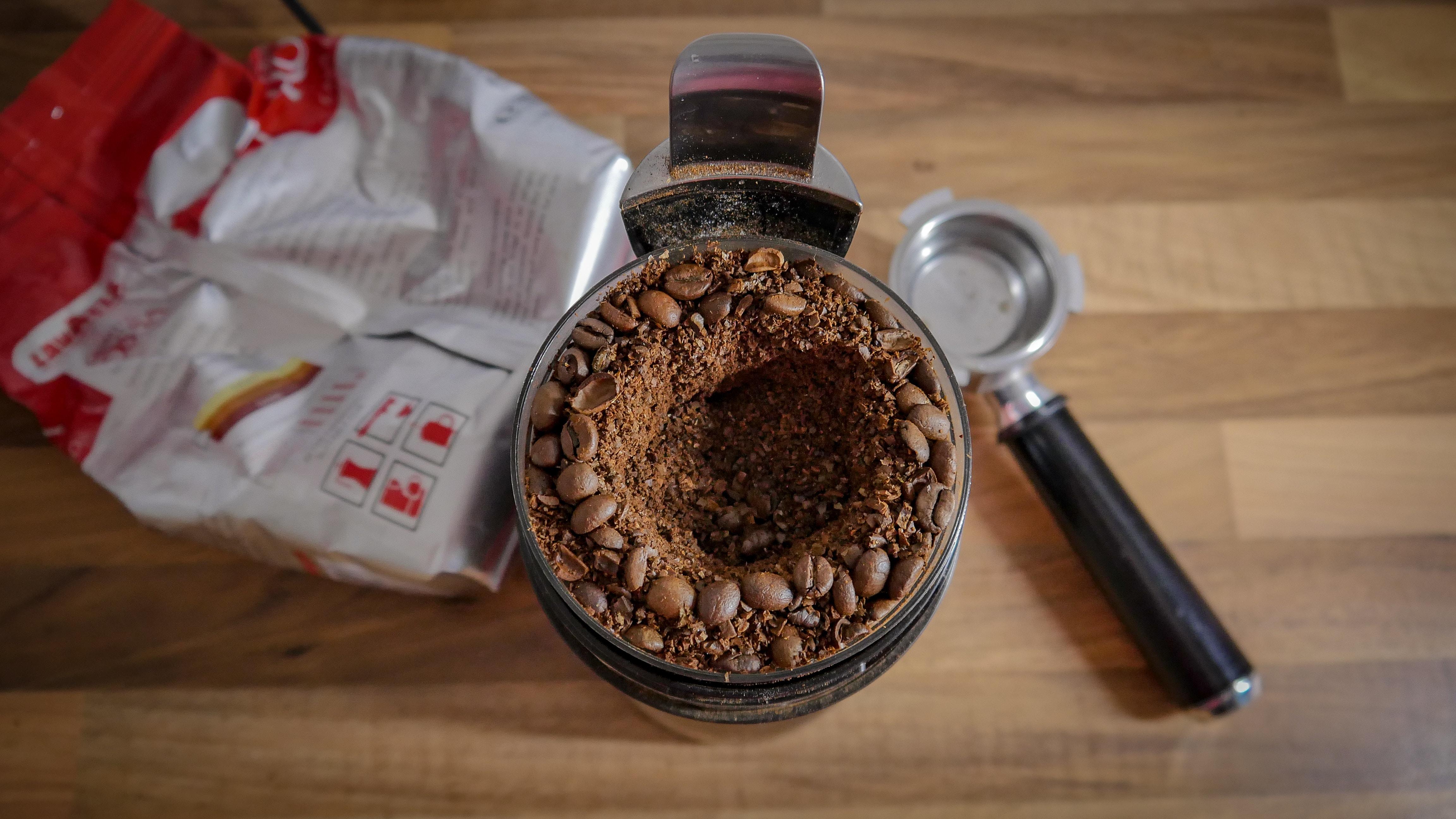 kawa zmielona