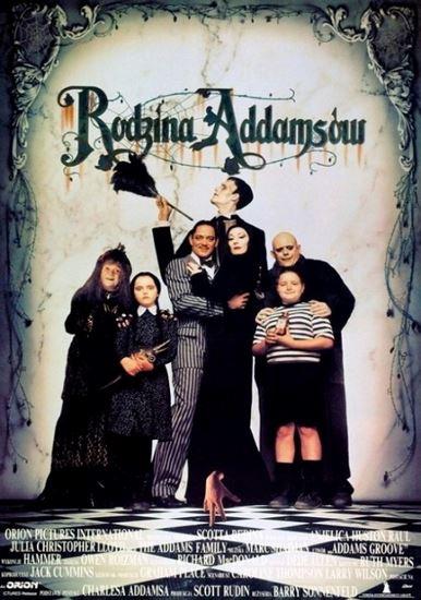 Rodzina Addamsów / The Addams Family (1991) PL.AC3.DVDRip.XviD-GR4PE | Lektor PL