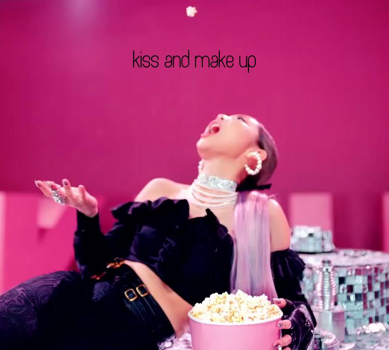 Dua Lipa Kiss And Makeup: October 2018 Edition