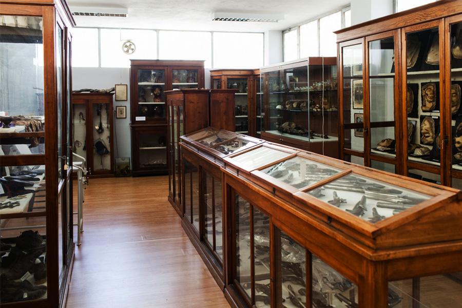 εγκληματολογικό μουσείο