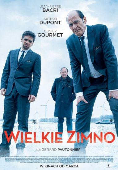 Wielkie zimno / Grand froid (2017) PL.WEB-DL.XviD-KiT | Lektor PL