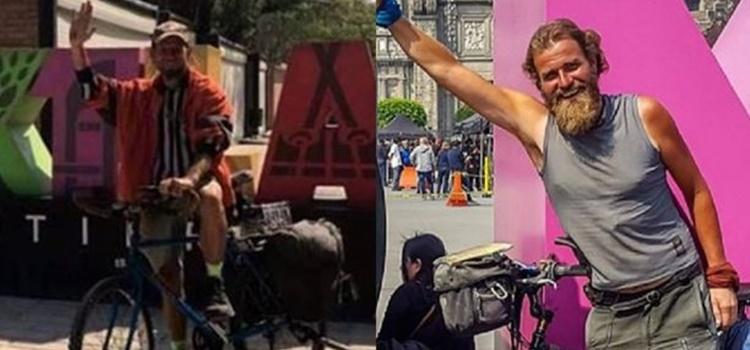 A mi hermano y al ciclista polaco los asesinaron en Chiapas