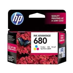 CATRIDGE HP 680 COLOUR