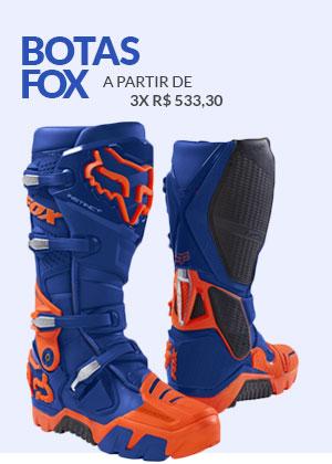 Botas Fox 2018
