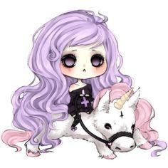 8f79632c88062239a299f52efce440b9 cute goth pastel goth