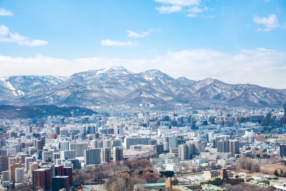 Sapporo-City
