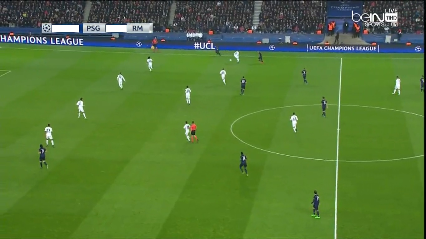 Champions League 2015/2016 - Grupo A - J3 - Paris Saint-Germain Vs. Real Madrid (720p/720p) (Inglés/Polaco) Captura_3