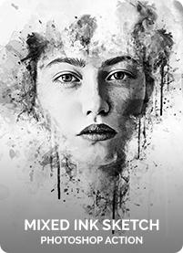 Charcoal Art - Realistic Dust Photoshop Action - 10