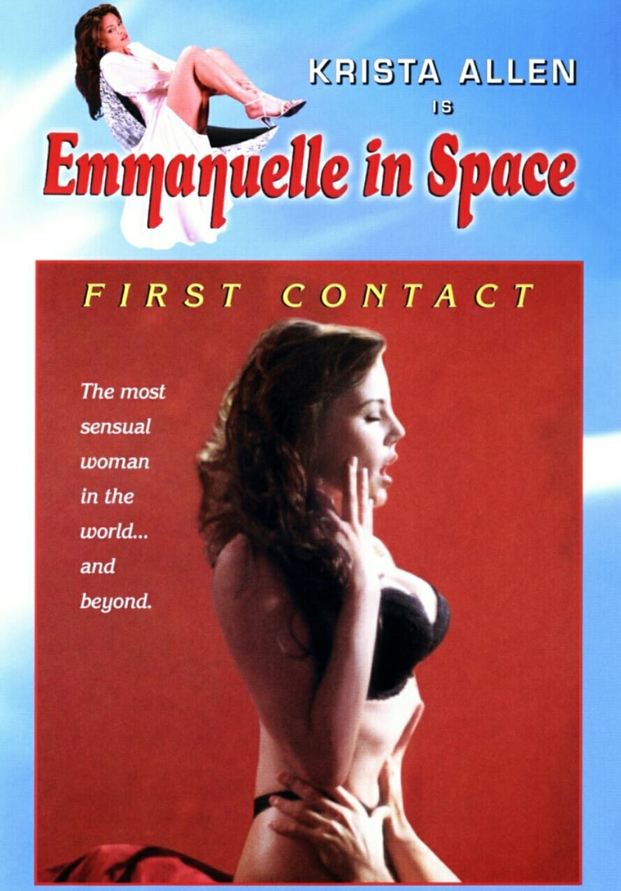 Emmanuelle in Space 1: First Contact (1994) DVDRip x264 450MB