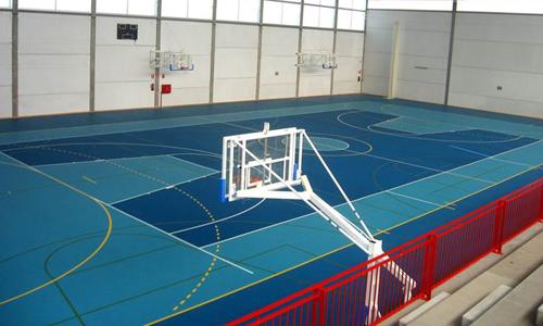Pista de baloncesto Pista_balooncesto