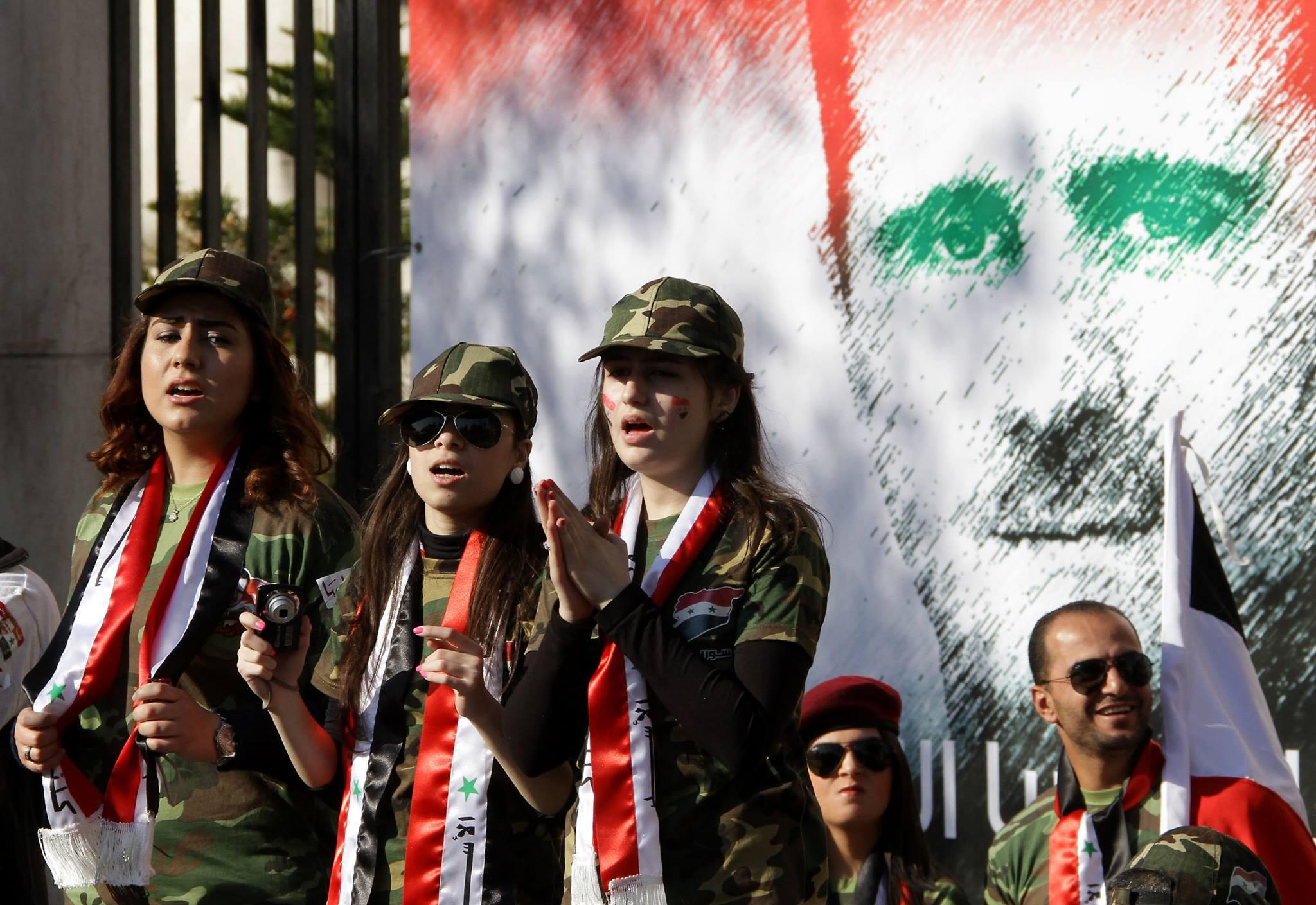 Młodzieżówka dyktatora