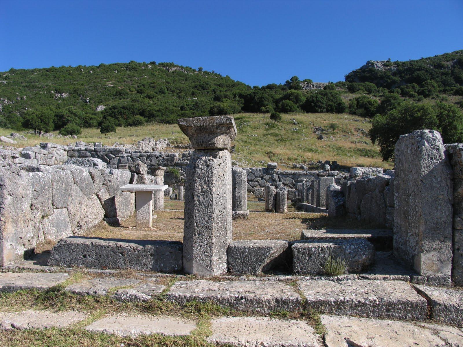 Αρχαία Κασσώπη