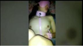 Clip: BDSM Em Sinh viên Việt nhỏ nhắn xinh yêu^^