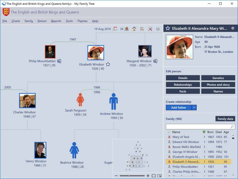 My Family Tree 7.4.5.0 多國語言免安裝
