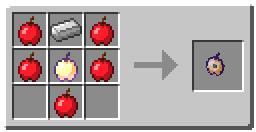 Скачать мод Apple Shields для Майнкрафт 1.11.2